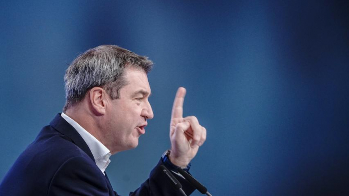 Söder schließt neuen Koalitionsvertrag mit der SPD aus