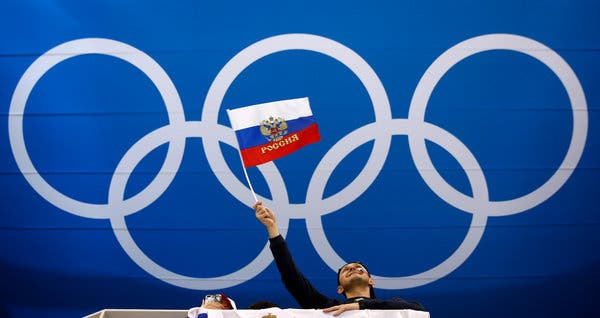 Russia banned from Olympics and world championships for four years