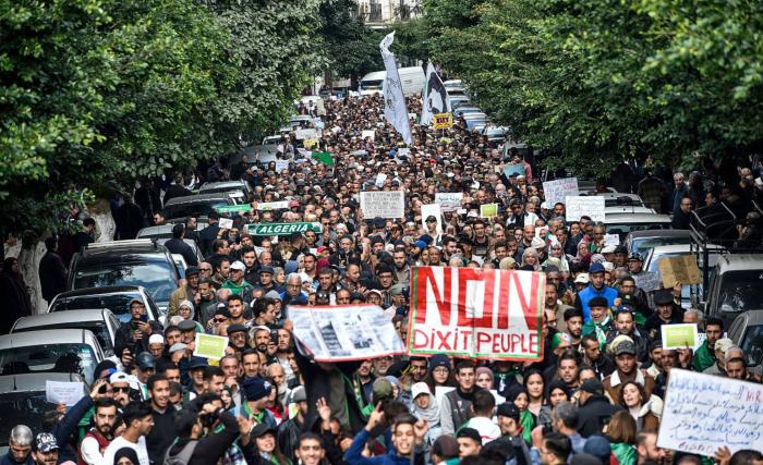 La UE elude cuestionar la legitimidad de las próximas elecciones en Argelia