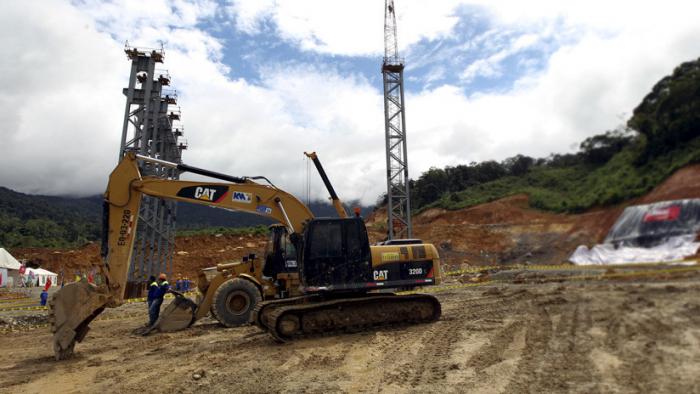 Ecuador exporta a Europa 178 toneladas de concentrado de oro