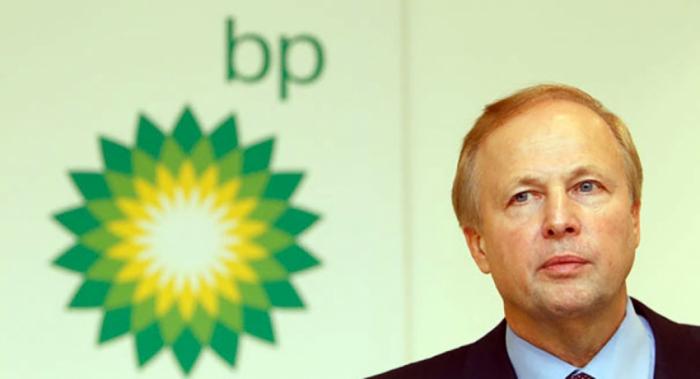 Le directeur général de BP attendu en Azerbaïdjan