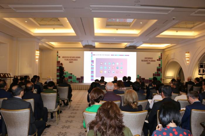 Crean un sitio web de gestión empresarial para los emprendedores de Azerbaiyán