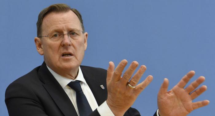 Thüringens Ministerpräsident für Lockerung der Russland-Sanktionen