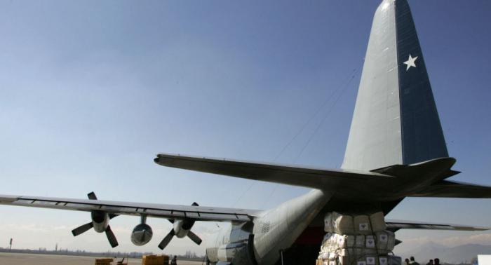 Chilenisches Militärflugzeug mit 38 Menschen an Bord abgestürzt