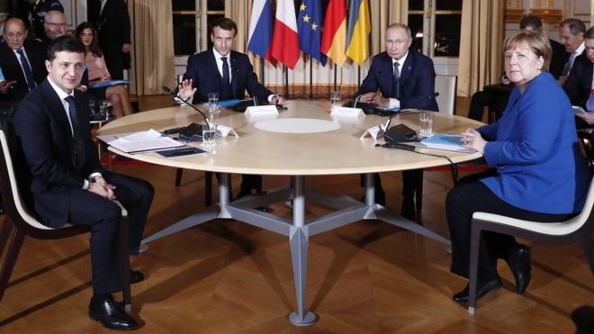 Russia, Ukraine agree on full ceasefire by year-end