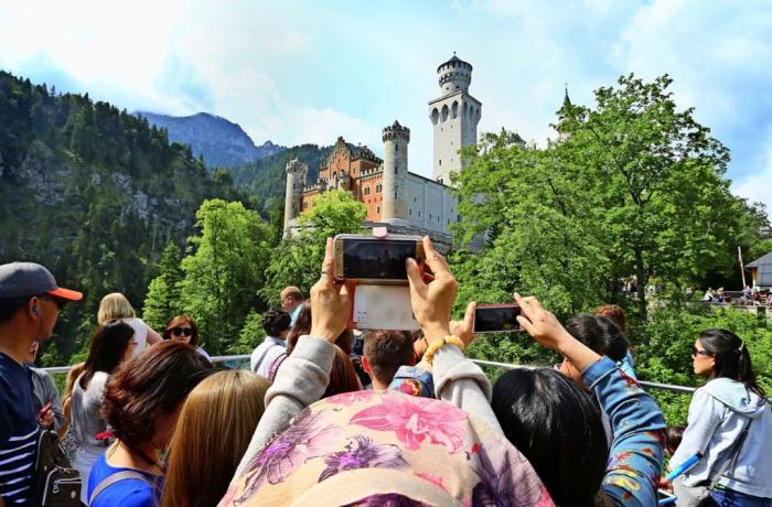 Tourismus in Deutschland brummt - Übernachtungsrekord im Visier