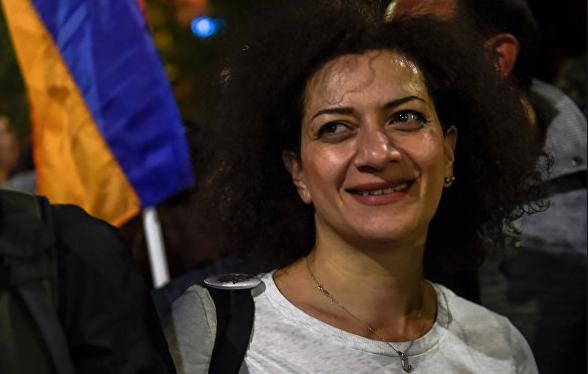 """Armenien in Angst:  Die Dummheit von Paschinjans Frau wurde für das Land  """"tödlich"""""""