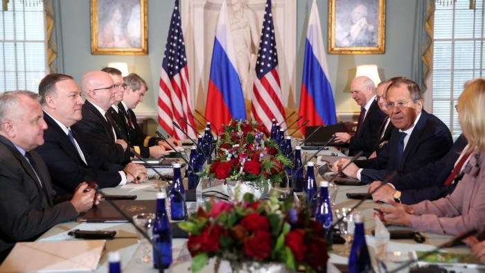 Lavrov, tras la reunión con Trump:   Rusia reitera su propuesta de extender el START III