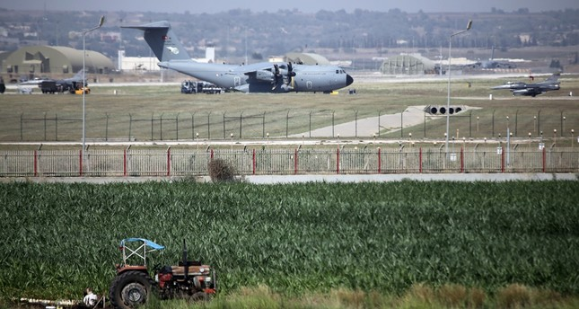 FM: Turkey may tell US to withdraw from Incirlik