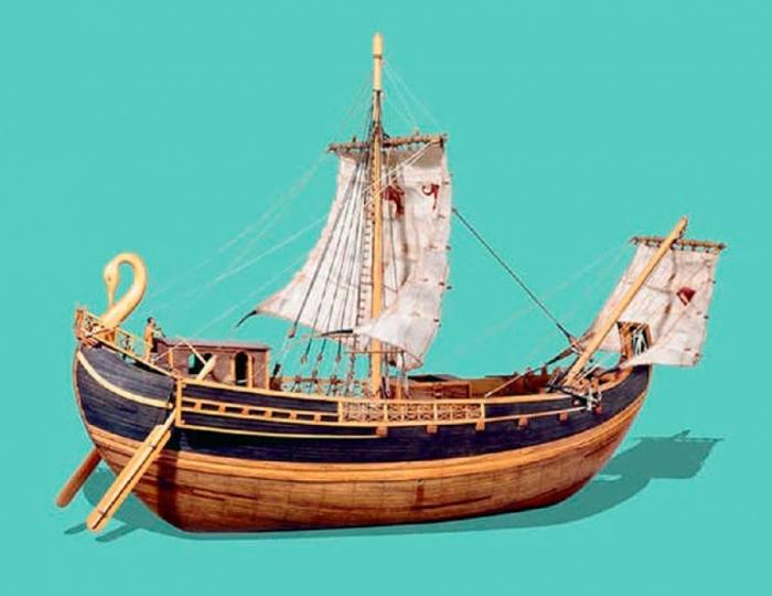 Kefaloniyada qədim Roma gəmisi tapılıb