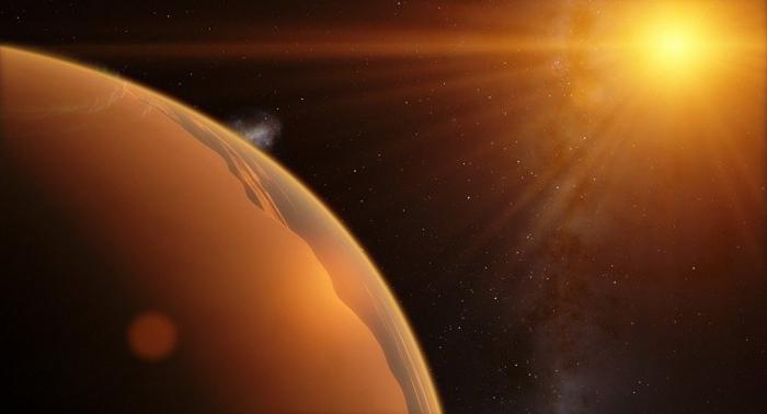Astrofísicos revelan lo que esconde la atmósfera de los exoplanetas