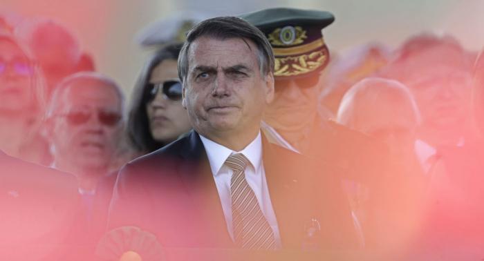 Presidente brasileño se somete a análisis por posible cáncer de piel