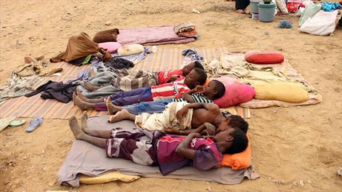 """""""1000 niños yemeníes mueren a diario por ataques y bloqueo saudíes"""""""