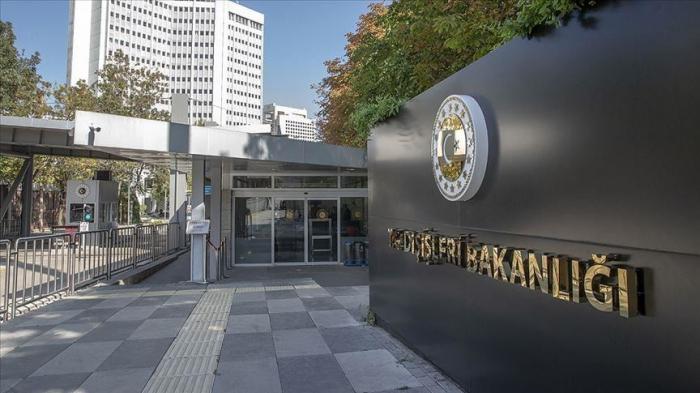 Ankararéagit à un projet de loi adopté au Sénat américain