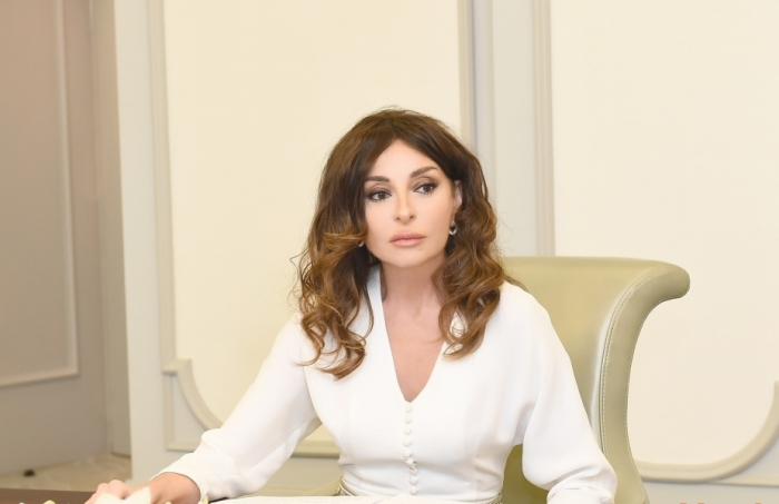 Mehriban Aliyeva: I pay tribute to national leader Heydar Aliyev's unforgettable memory