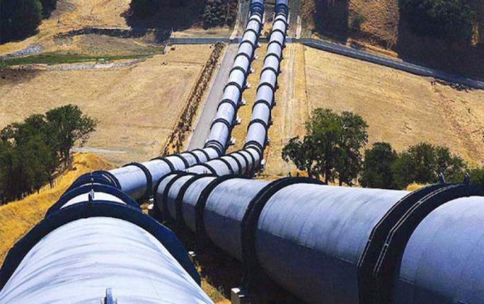 396 millions de tonnes de pétrole transportées par l'oléoduc BTC jusqu
