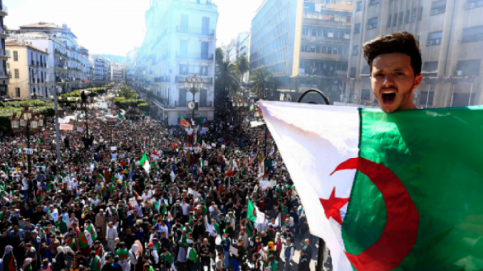 Algeria holds election in defiance of protest movement