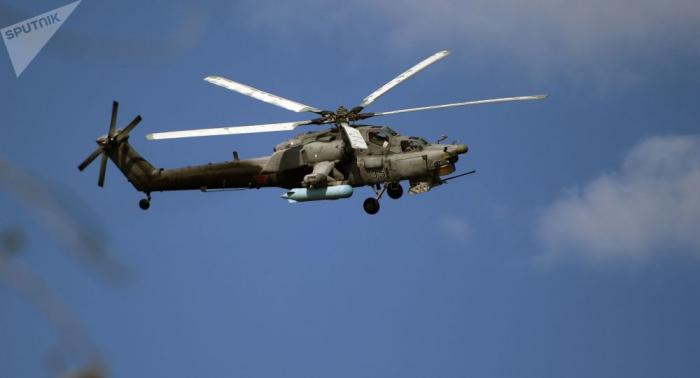 Russland: Kampfhubschrauber abgestürzt – zwei Offiziere tot