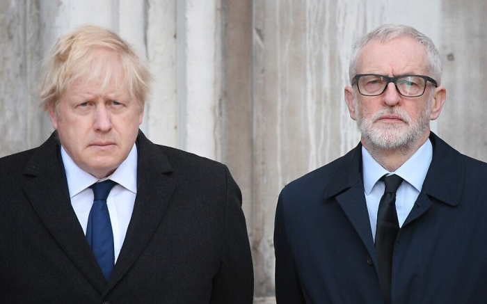 Johnson and Corbyn in late push for votes ahead of pivotal election-   NO COMMENT