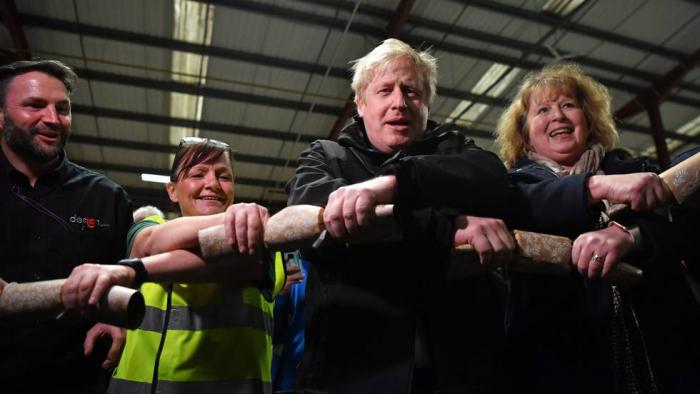 Los británicos votan hoy sin que Boris Jonhson tenga asegurada la mayoría