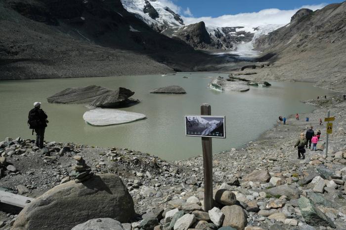 Los científicos alertan de que el deshielo afectará al suministro de agua si la temperatura sube dos grados