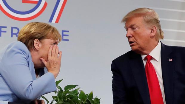Trump intenta parar con sanciones el gasoducto ruso-alemán