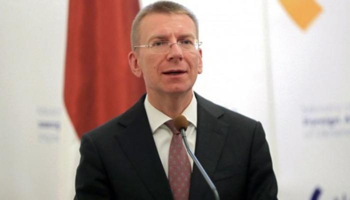 Canciller letón:   El conflicto de Karabaj debe resolverse en el marco del derecho internacional