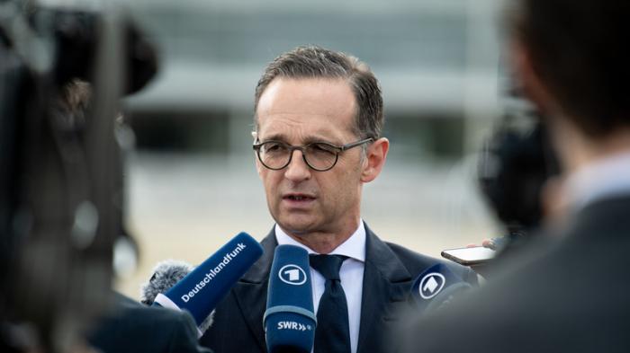Maas wirft USA bei Gas Einmischung in EU-Angelegenheiten vor