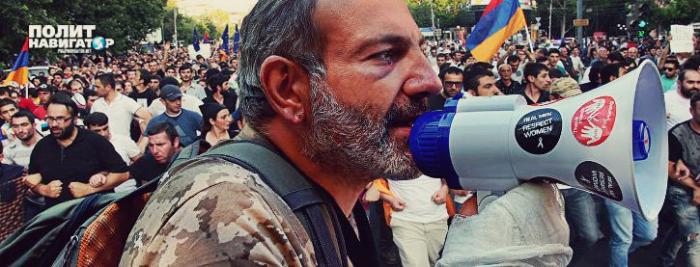 Pashinián inspecciona con empeño y por muestreo a expresidentes de Armenia