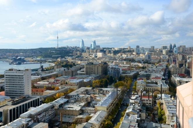 Azerbaijan's capital ranks second among most popular flight-related queries in UK