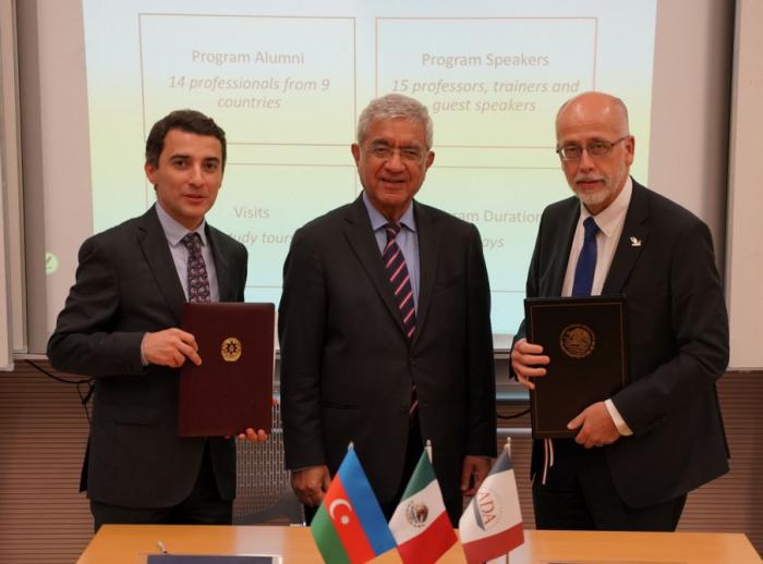 Meksika ilə akademik-diplomatik əməkdaşlıq genişləndirilir
