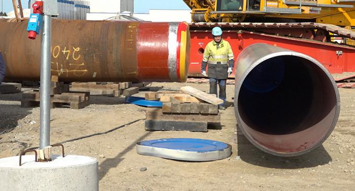 """CDU-Politiker bezeichnet US-Sanktionen gegen Nord Stream 2 als """"feindlichen Akt"""" gegen Europa"""