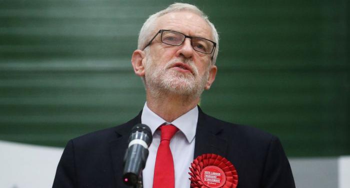 Jeremy Corbyn anuncia que renunciará como líder del Partido Laborista del Reino Unido