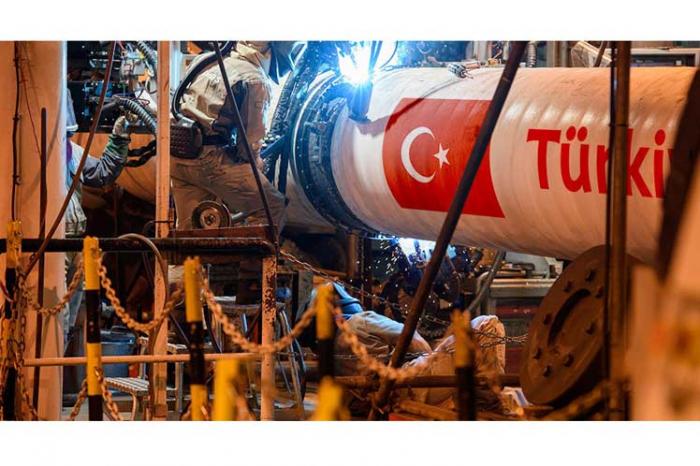 Azerbaiyán abastece a Turquía mediante Gasoducto Transanatoliano