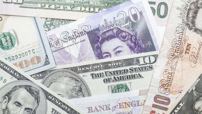 Pfund macht kräftigen Satz nach oben