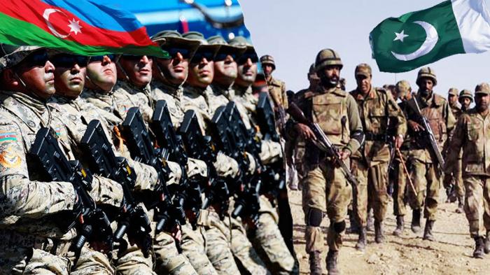 Militärische Zusammenarbeit zwischen Aserbaidschan und Pakistan