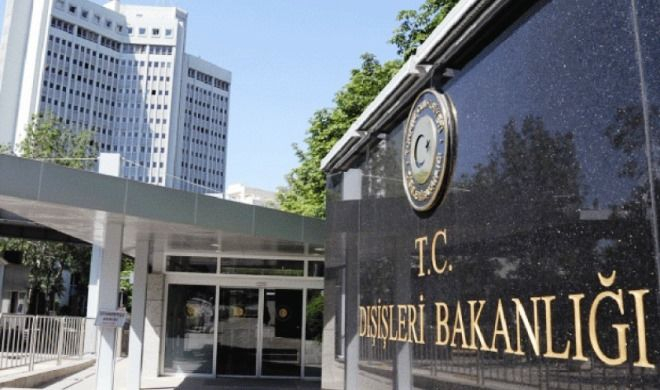 Turkey slams US resolution on events of 1915