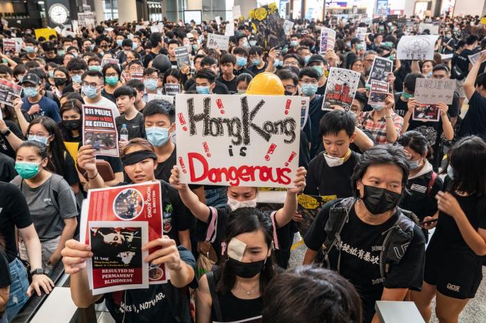 Why Hong Kong's still protesting and where it may go-  iWONDER