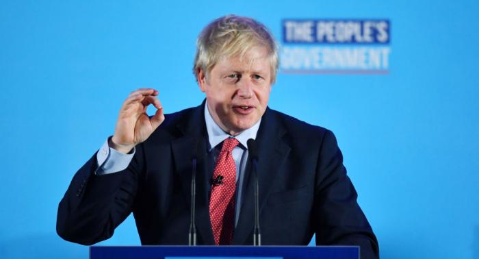 Boris Johnson: El Reino Unido abandonará la UE para el 31 de enero
