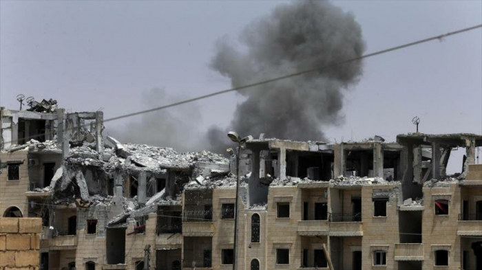 Siria  : EEUU comete violaciones sistemáticas de derechos humanos