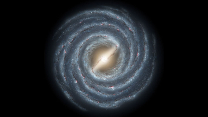Milky Way is as massive as 890 billion suns