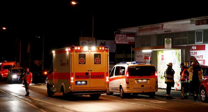 Al menos un muerto y 25 heridos por explosión en la ciudad alemana de Blankenburg