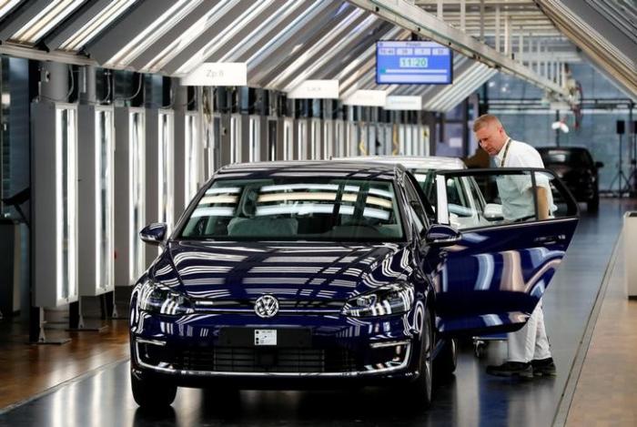 Volkswagen bei den Auslieferungen in diesem Jahr erstmals im Plus