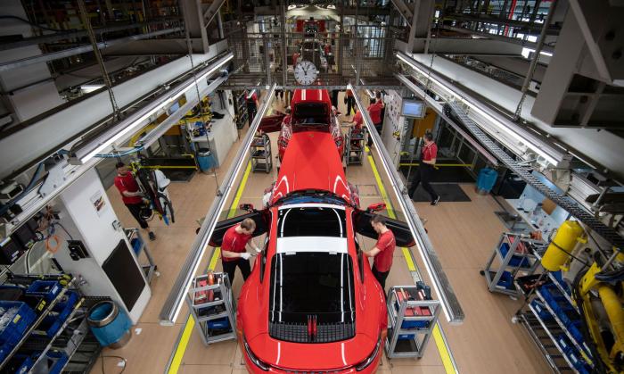 Endspiel in der Autobranche - Mehr Allianzen und Fusionen