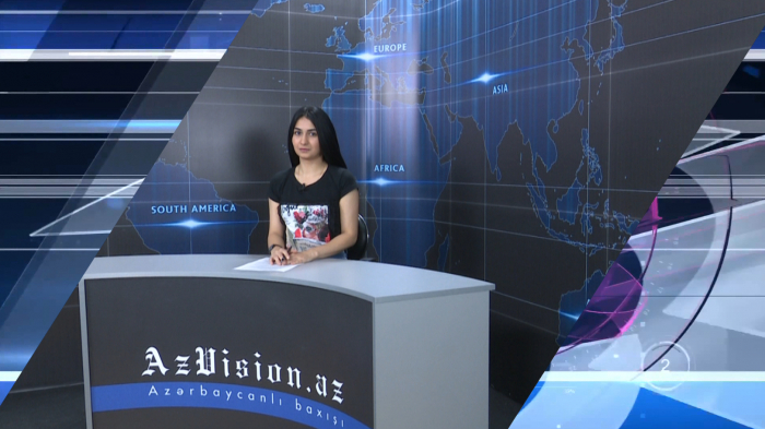 AzVision TV releases new edition of news in German for December 13 -  VIDEO