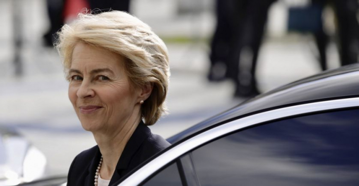 Ursula von der Leyen: le délai pour négocier la future relation avec Londres «très ambitieux»