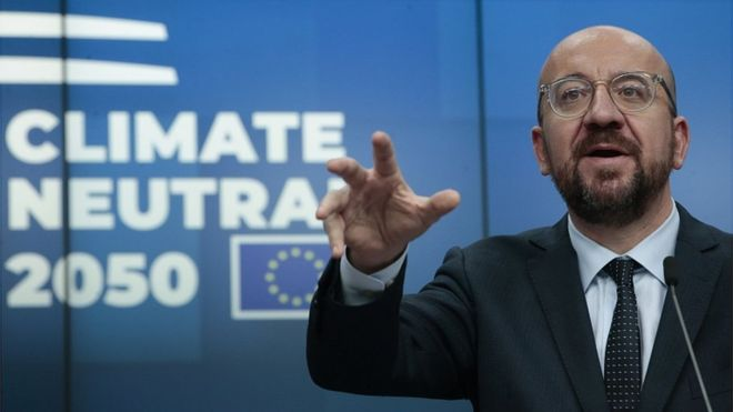 EU carbon neutrality: Leaders agree 2050 target without Poland