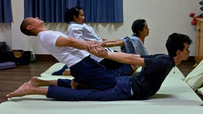 Unesco heritage: Traditional Thai massage added to