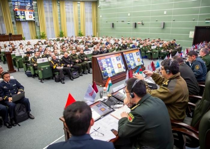 Une délégation azerbaïdjanaise a participé à une conférence sur les « Jeux militaires internationaux 2020 »