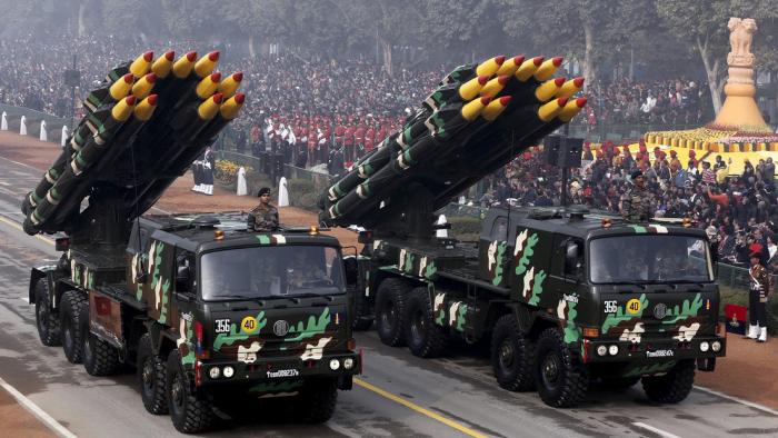 Cómo un nuevo misil nuclear indio podría cambiar el equilibrio de poder regional
